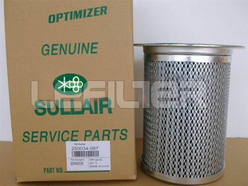 <b>250034-087 Sullair ตัวคั่นน</b>